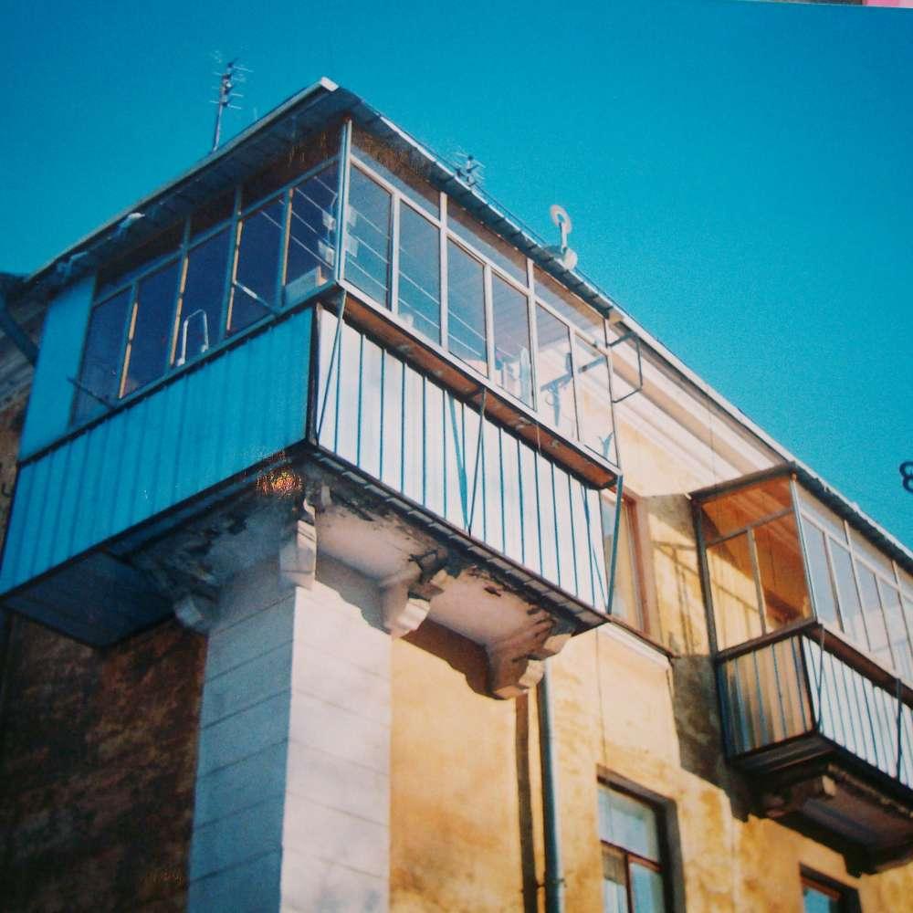 """""""урал балкон"""" - фото наших работ."""